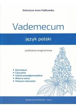 Vademecum język polski 2015 postawa programowa