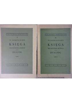 Księga miłosierdzia Bożego czyli Dialog, Tom I i II, 1948 r.