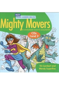 Mighty Movers. Audio CD
