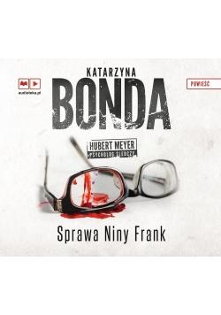Sprawa Niny Frank (Audiobook)