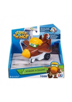 Super Wings Pojazd Todd