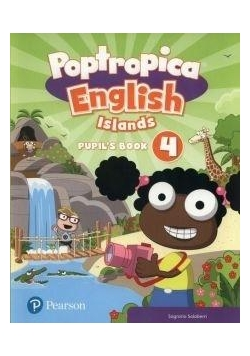 Poptropica English Islands 4 PB PEARSON