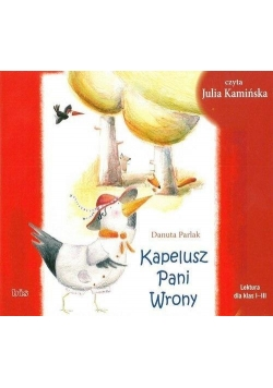 Kapelusz Pani Wrony audiobook