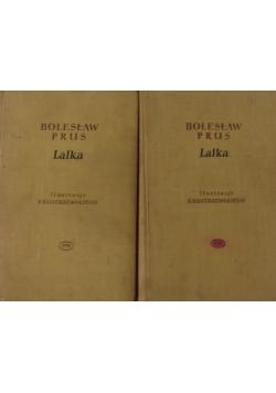 Lalka, tom I-II