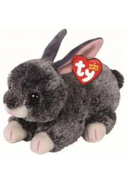 Beanie Babies Smokey - Szary Królik 15cm