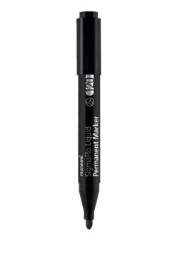 Marker PERM-B 120 czarny (12szt) MONAMI