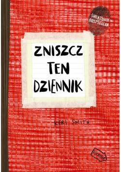 Zniszcz ten dziennik czerwony Edycja rozszerzona