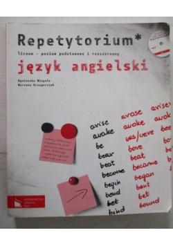 Repetytorium język angielski + CD