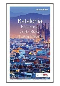Travelbook - Katalonia, Barcelona, Costa.. w.2018