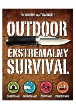 Outdoor. Ekstremalny survival