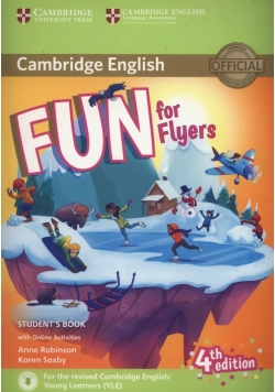 Fun for Flyers Student's Book + Online Activities