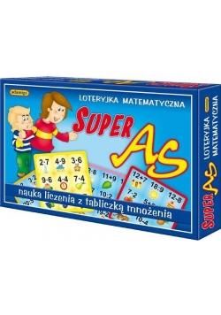 Loteryjka matematyczna - Super As
