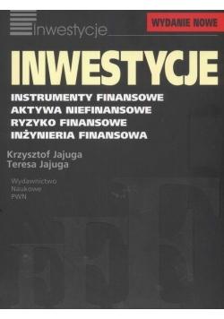 Inwestycje Instrumenty finansowe aktywa niefinansowe ryzyko finansowe inżynieria finansowa