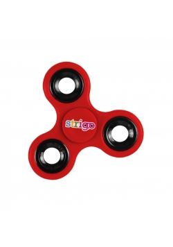 Spinner fidget czerwony STRIGO