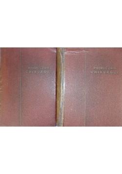 Podręcznik chirurgji. część 1,2, 1938r.