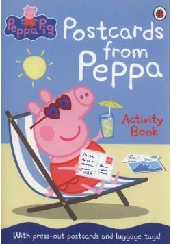 Peppa Pig Postcards from Peppa