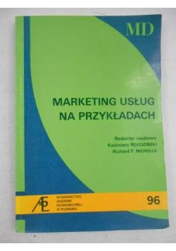 Marketing usług na przykładach