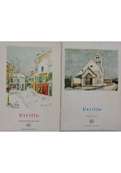 Utrillo, zestaw 2 książek