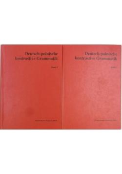 Engel Ulrich  - Deutsch-polnische kontrastive Grammatik, Band I-II