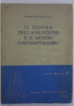 Il dogma dell'assunzione e il mondo contemporaneo