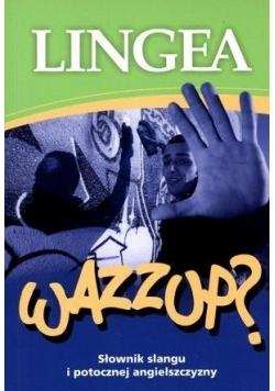 Wazzup? Słownik slangu i potocznej ang. na CD