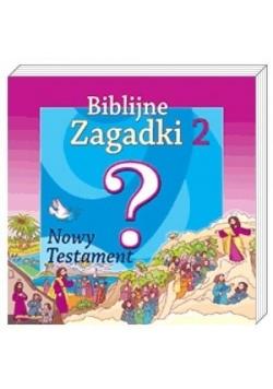 Biblijne zagadki cz.2 Nowy Testament
