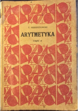 Arytmetyka część II, 1930 r.