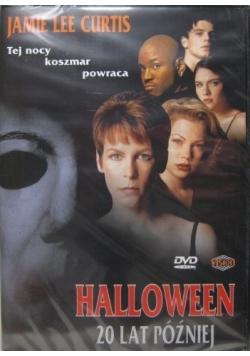 Halloween 20 lat później, płyta DVD