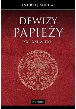 Dewizy papieży XX i XXI wieku