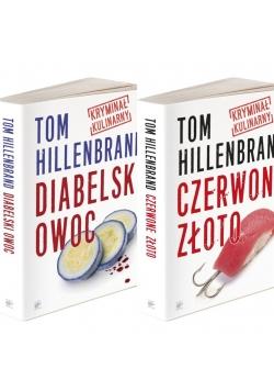 Pakiet - Kryminały kulinarne Toma Hillenbranda