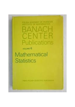 Banach Center publications 6