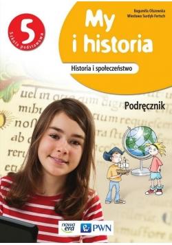 Historia SP 5 My i historia Podr. w.2016 NE/PWN