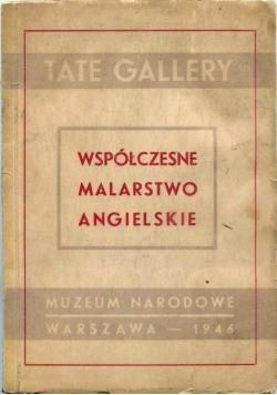 Współczesne Malarstwo Angielskie ,1946r.