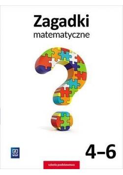 Zagadki matematyczne SP 4-6 WSiP