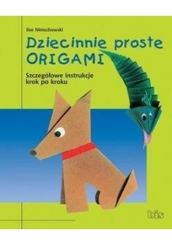 Dziecinnie proste Origami