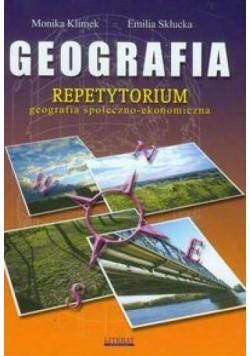 Repetytorium Geografia - Geografia społ.- ekon. TW