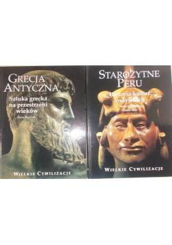 Grecja antyczna - Starożytne Peru