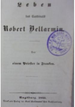Leben des Tarbinals , 1845r.