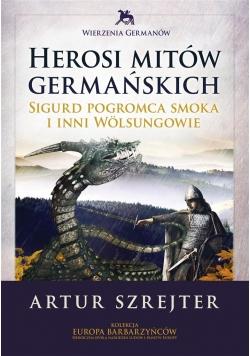 Herosi Mitów Germańskich.