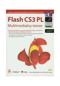 Flash CS3 PL Multimedialny trener