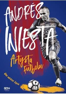 Andrés Iniesta Artysta futbolu