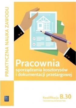 Pracownia sporządzania kosztorysów... Kw.B.30 WSiP