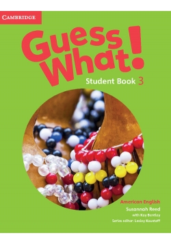 Guess What!  3 Student's Book