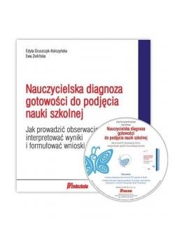 Nauczycielska diagnoza gotowości... + CD w.2016
