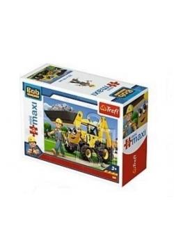 Puzzle 20 miniMaxi - Bob i maszyny 3 TREFL