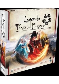 Legenda Pięciu Kręgów: zestaw podstawowy GALAKTA