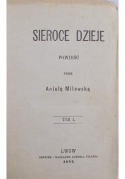Sieroce dzieje, 1882r