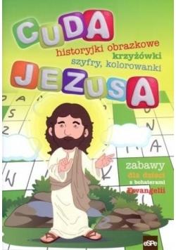 Krzyżówki, historyjki obrazkowe.. Cuda Jezusa