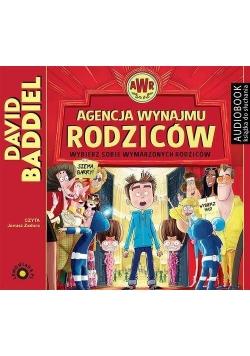 Agencja Wynajmu Rodziców. Audiobook
