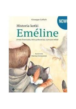 Historia kotki Emeline i brata Franciszka, któ